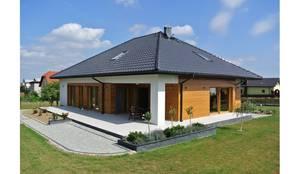 moderne Huizen door Pracownia Projektowa ARCHIPELAG