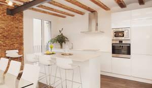 Cuisine de style de style Moderne par Markham Stagers
