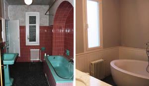 modern Bathroom by CPETC