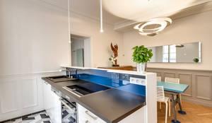 Cozinhas modernas por ATELIER FB