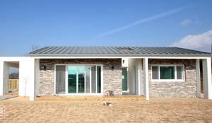 translation missing: tw.style.住宅.modern 住宅 by 로움 건축과 디자인