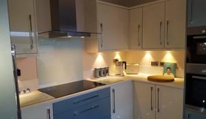 moderne Keuken door Hitchings & Thomas Ltd