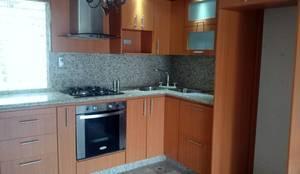 modern Kitchen by ANDRES COCINAS Y MARMOL