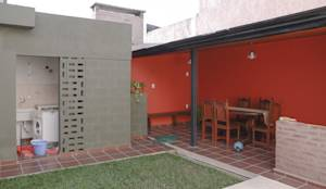 Jardines de estilo moderno por ggap.arquitectura