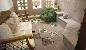 moderner Garten von Ansari Architects