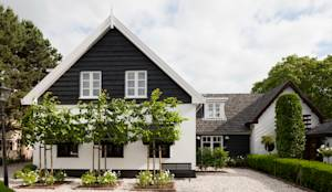 landhausstil Häuser von Brand BBA I BBA Architecten