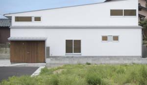 外観: 加藤淳一級建築士事務所が手掛けたtranslation missing: jp.style.家.modern家です。