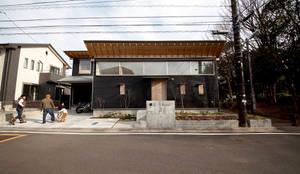 カトゥーの家: すわ製作所が手掛けたtranslation missing: jp.style.家.eclectic家です。