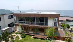 YK-House: 仲摩邦彦建築設計事務所 / Nakama Kunihiko Architectsが手掛けたtranslation missing: jp.style.家.modern家です。