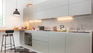 modern Kitchen by senzanumerocivico