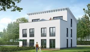 pultdachhaus bauen gnstigmassiv und schlsselfertig - Gnstig Modern Bauen