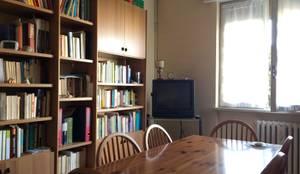 scandinavian Living room by Venduta a Prima Vista