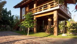 translation missing: th.style.บ-านและที-อยู-อาศัย.rustic บ้านและที่อยู่อาศัย by Cervantesbueno arquitectos