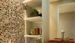 klassische Badezimmer von Cris Nunes Arquiteta