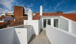 Terrazza in stile translation missing: it.style.terrazza.minimalista di studioarte