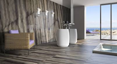 azulejos pedras e bancadas homify. Black Bedroom Furniture Sets. Home Design Ideas