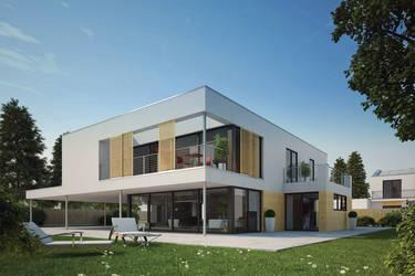 streif haus gmbh imprenditori edili a weinsheim homify. Black Bedroom Furniture Sets. Home Design Ideas