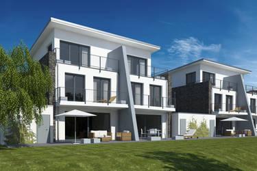 gritzmann architekten arquitectos em neuss homify. Black Bedroom Furniture Sets. Home Design Ideas