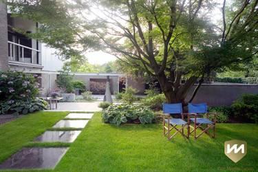 Van mierlo tuinen exclusieve tuinontwerpen landschapsarchitecten in deurne homify - Eigentijdse tuinfoto ...