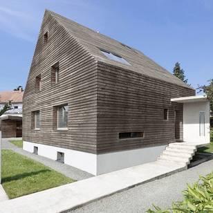 Fotos de casas de estilo moderno de lu p architektur gmbh