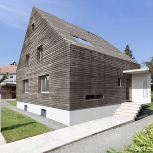 Modern houses photos by lu p architektur gmbh i homify