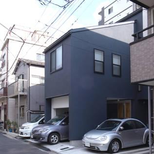 狭小敷地に建つ木造耐火の3階建て住宅|亀戸の家: シーズ・アーキスタディオ建築設計室が手掛けたtranslation missing: jp.style.家.modern家です。