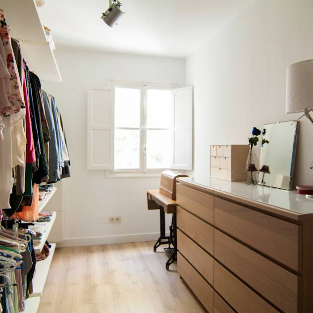 Closets clássicos por emmme studio