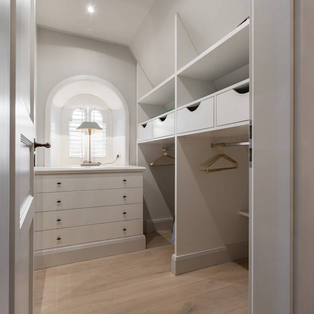 Closets campestres por Home Staging Sylt