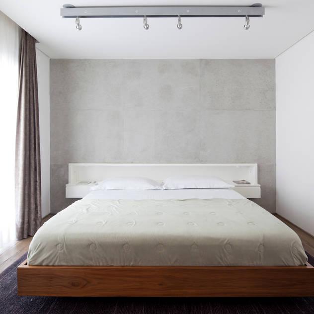 18: Quartos translation missing: br.style.quartos.minimalista por Meireles Pavan arquitetura