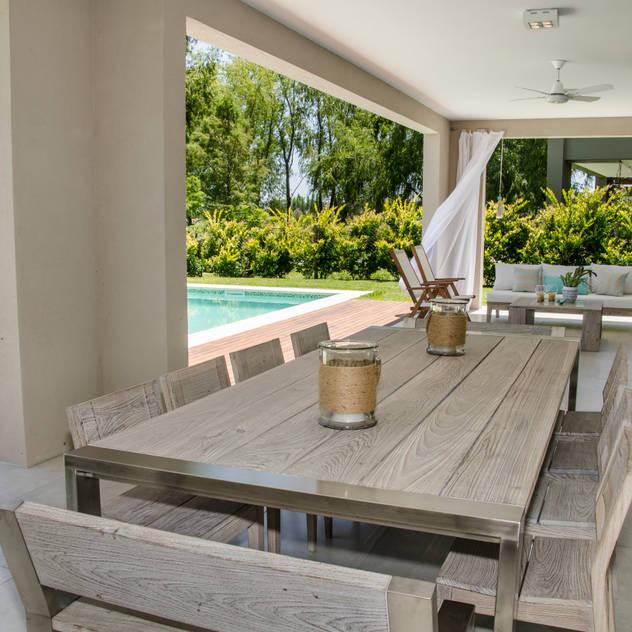 Ideas 10 quinchos para construir y disfrutar en casa for Parrillas para casas modernas