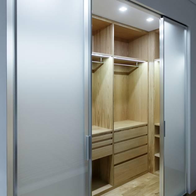 Closets modernos por ARCHILAB architettura e design