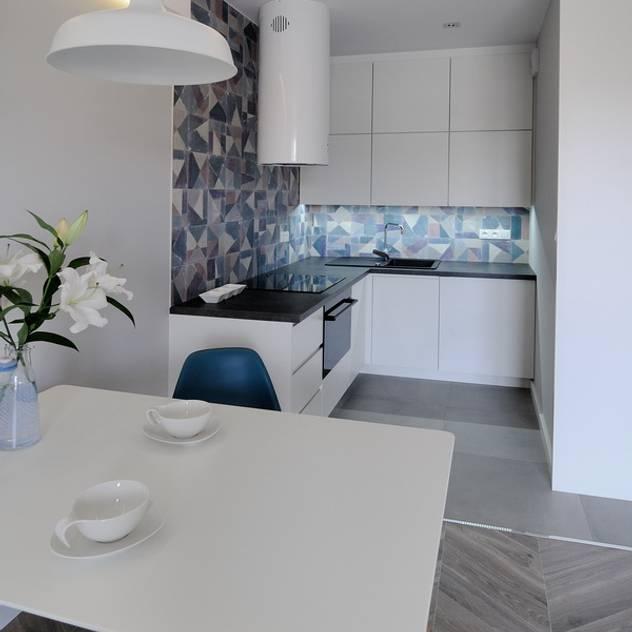 7 consejos para decorar tu departamento si tienes poco for Ideas para cocinas con poco espacio