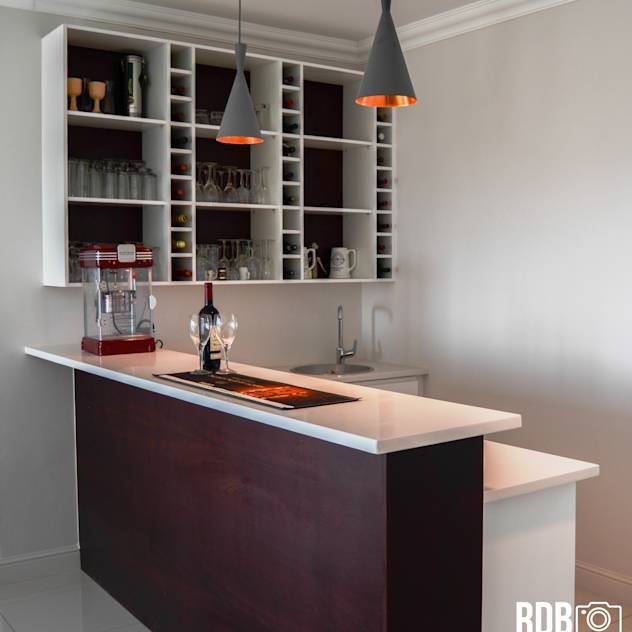 modern Wine cellar by Ergo Designer Kitchens and Cabinetry