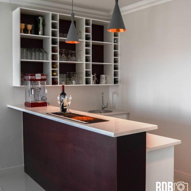 modern Wine cellar by Ergo Designer Kitchens and Cabinetry