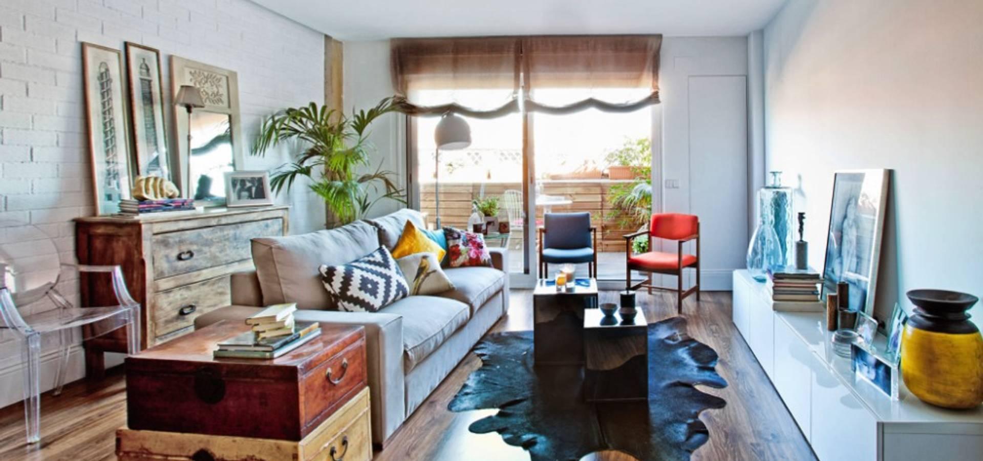 Дизайн квартир испания