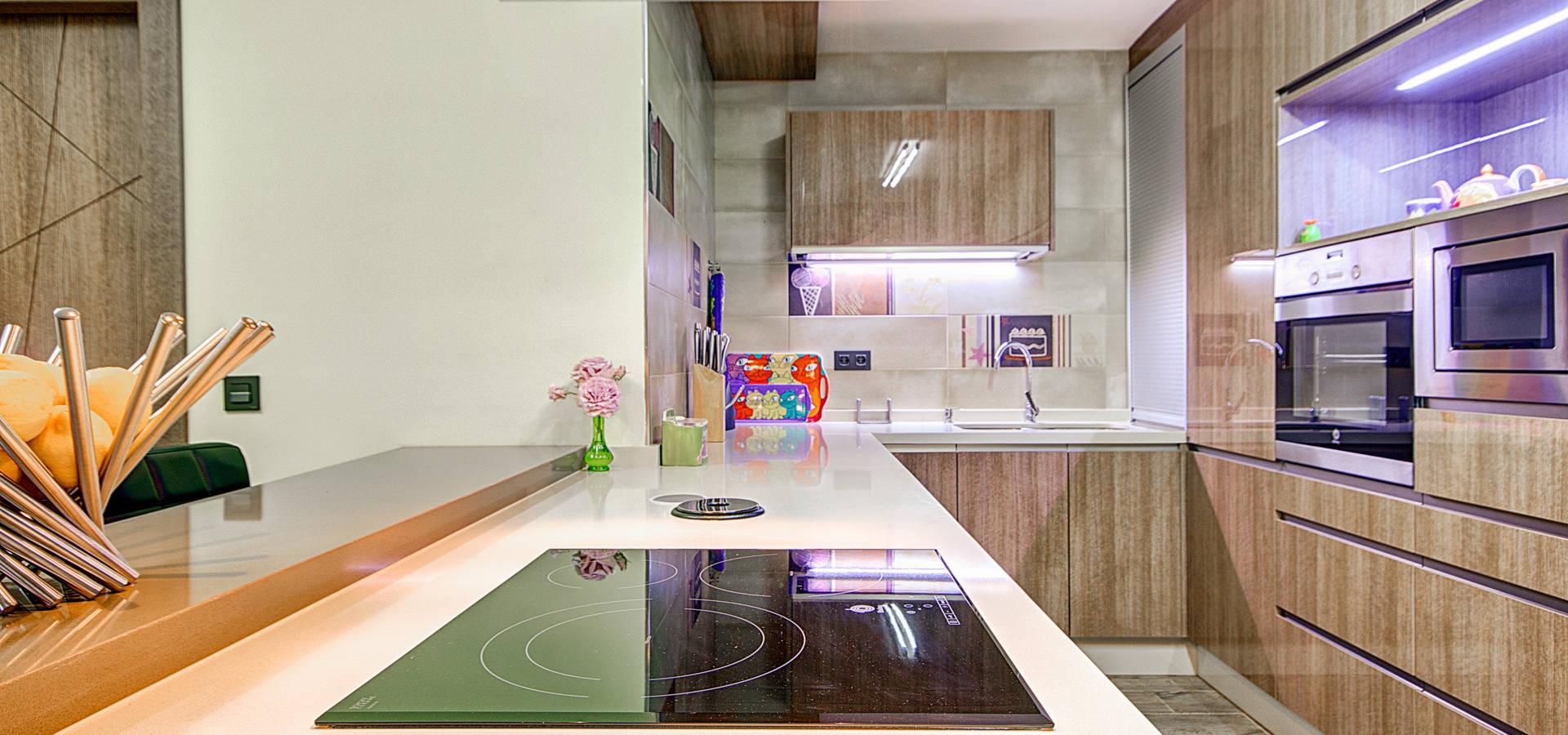 Cocinas castillo dise adores de cocinas en m laga homify - Disenadores de cocinas ...
