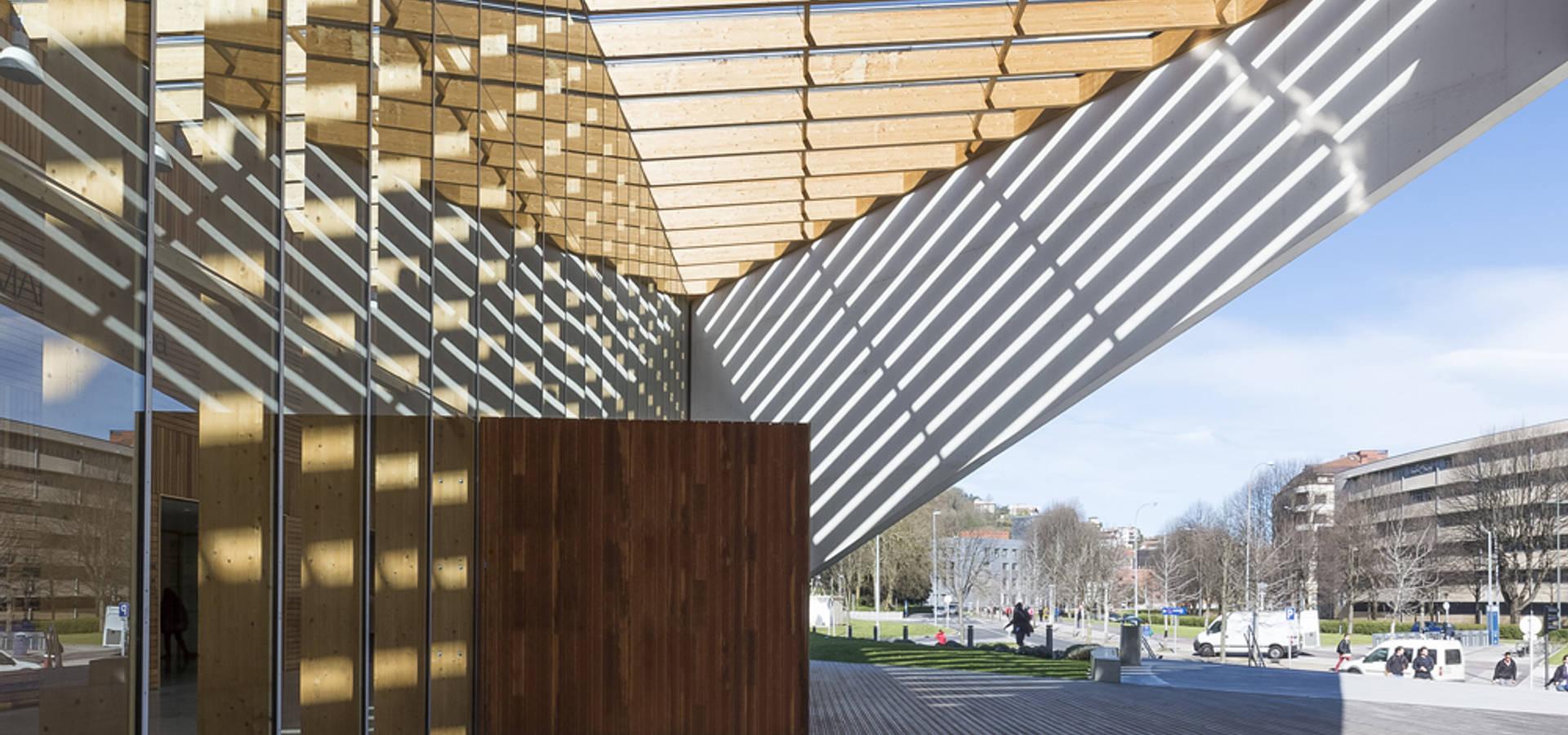 Jaam sociedad de arquitectura arquitectos en bilbao homify - Arquitectos en bilbao ...