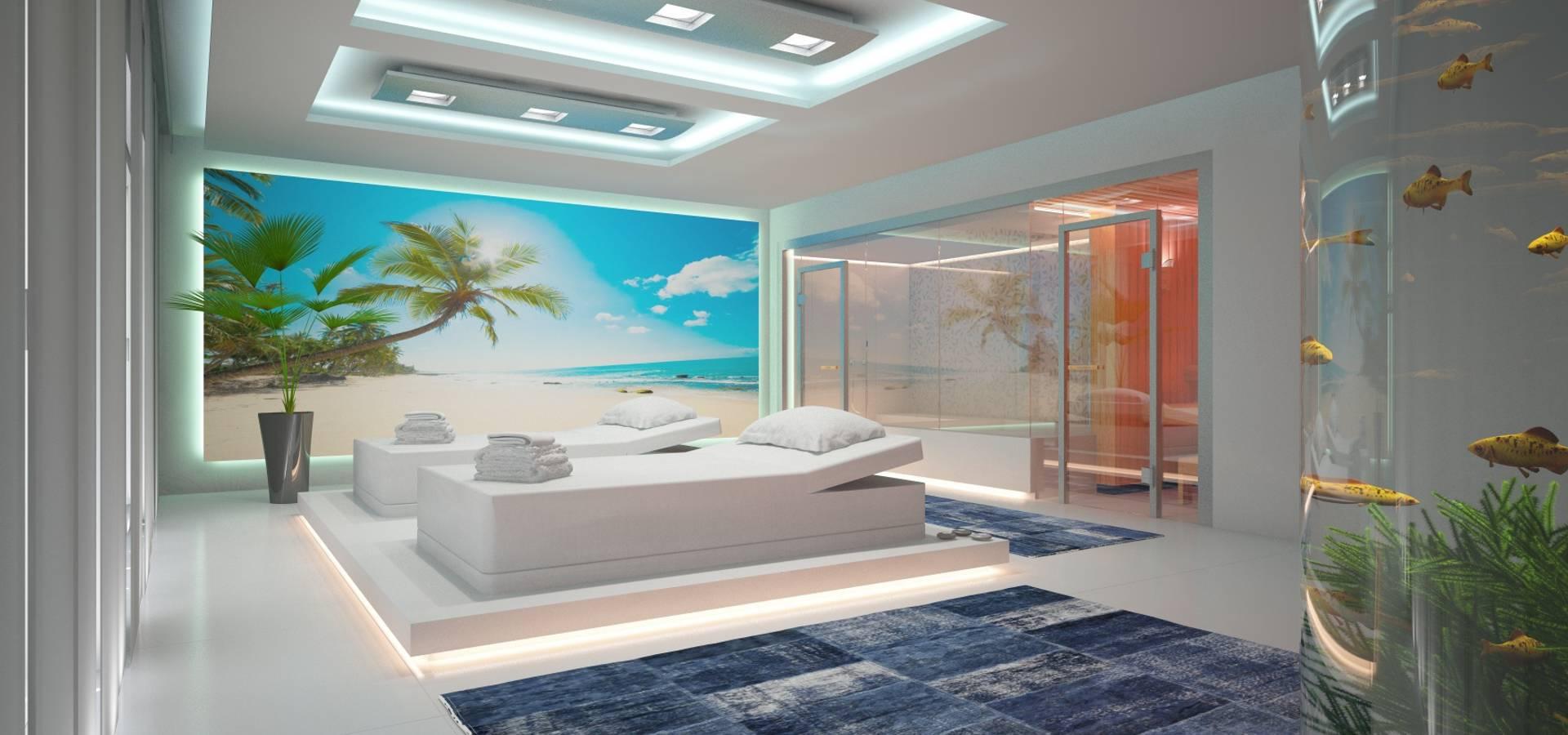 Luxus Tapeten D?sseldorf : Luxus Interior Licht Design von Design by Torsten M?ller homify