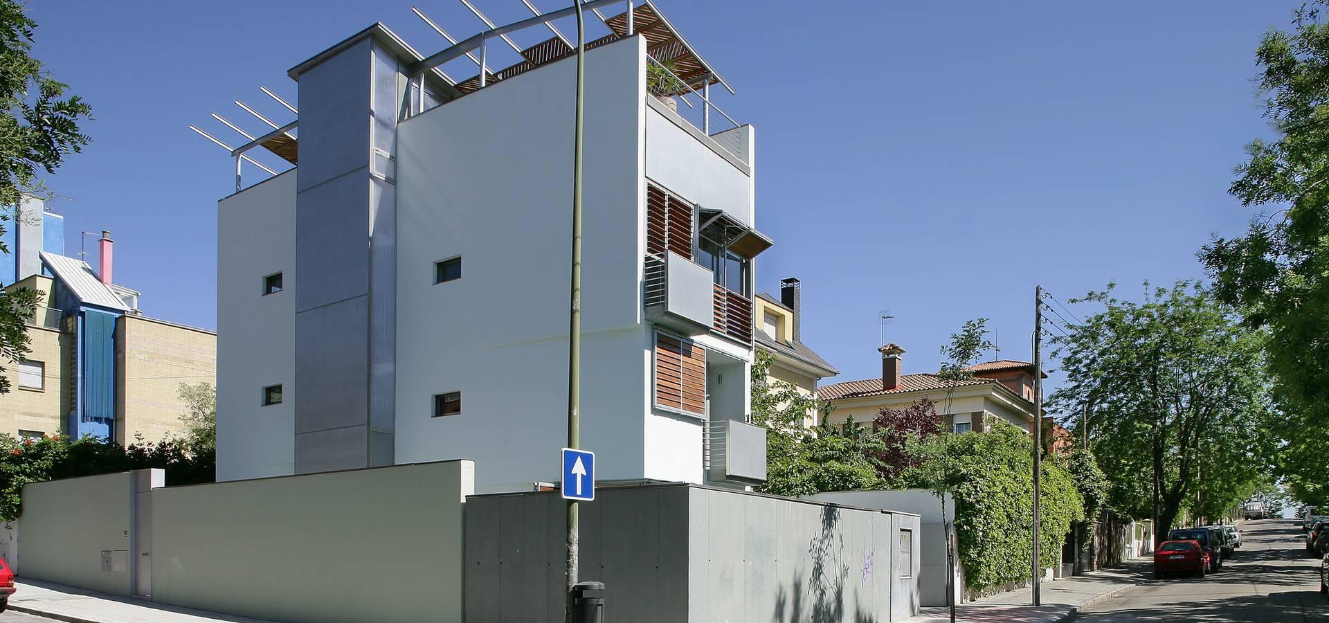 Arq jiliberto malaga arquitectos en m laga homify - Arquitectos malaga ...