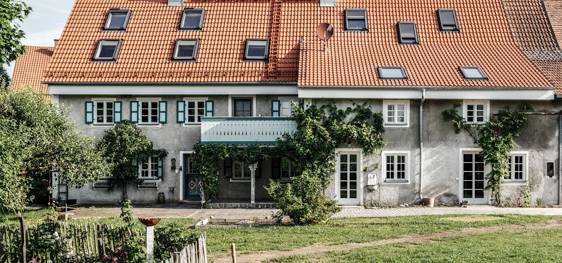 Традиционные дома запада франции