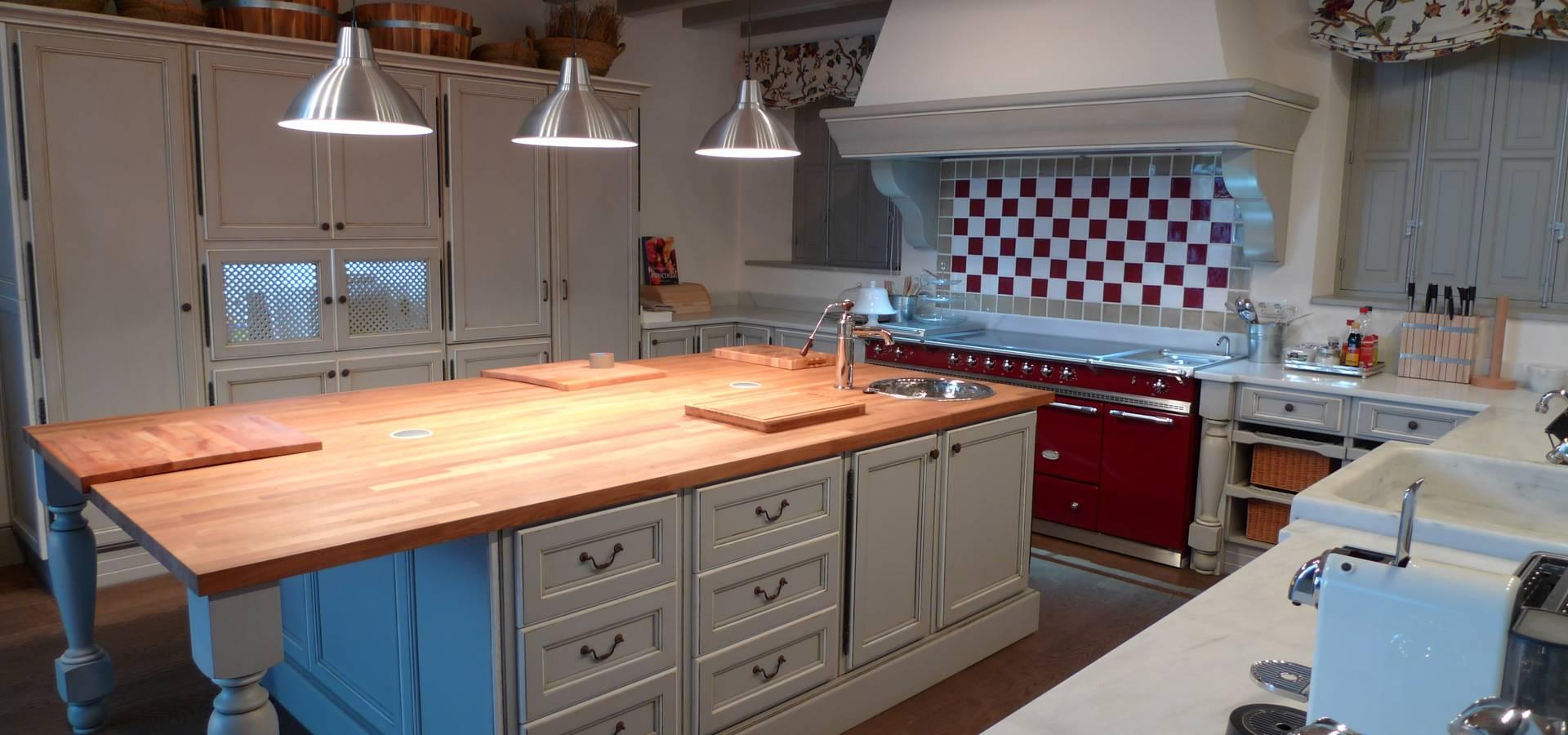 Gamahogar dise adores de cocinas en madrid homify - Disenadores de cocinas ...