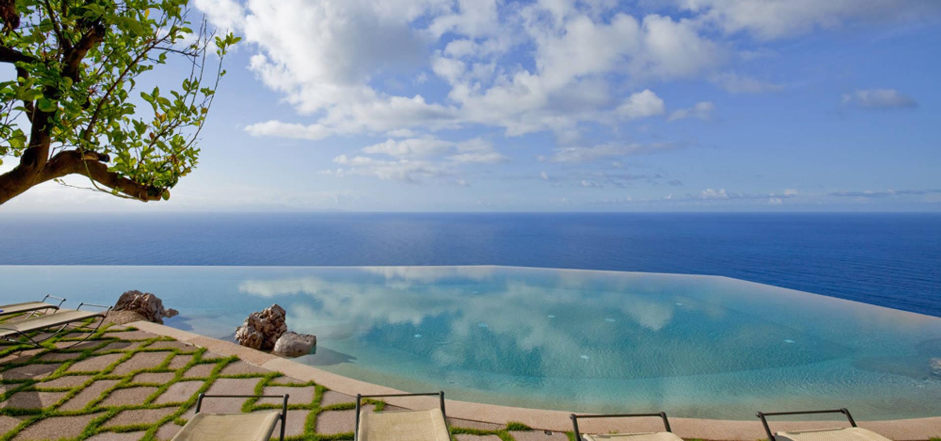 Tutto un nuovo concetto di piscina di biodesign pools homify - Immagini di piscina ...