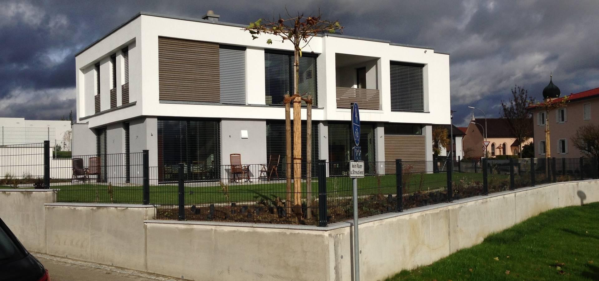 bachschuster architektur gmbh architekten in ingolstadt. Black Bedroom Furniture Sets. Home Design Ideas