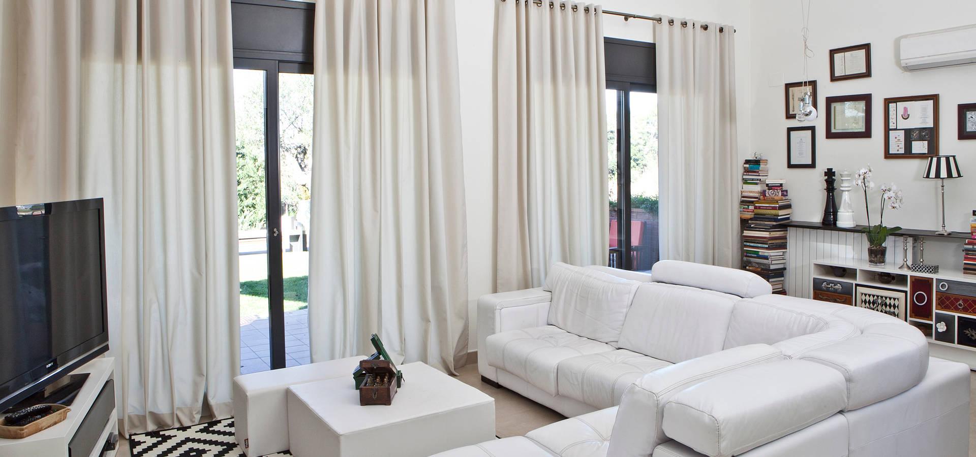 Kaaten cortinas persianas y estores en barcelona homify - Persianas en barcelona ...