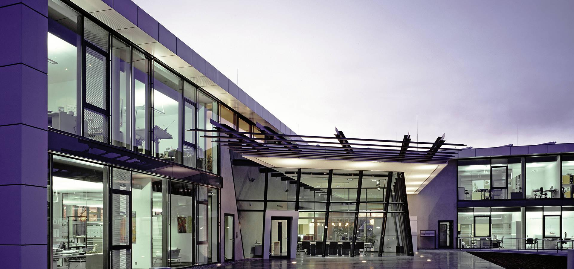 Architekturb ro m ller huber architekten in oberkirch - Architekturburo huber ...