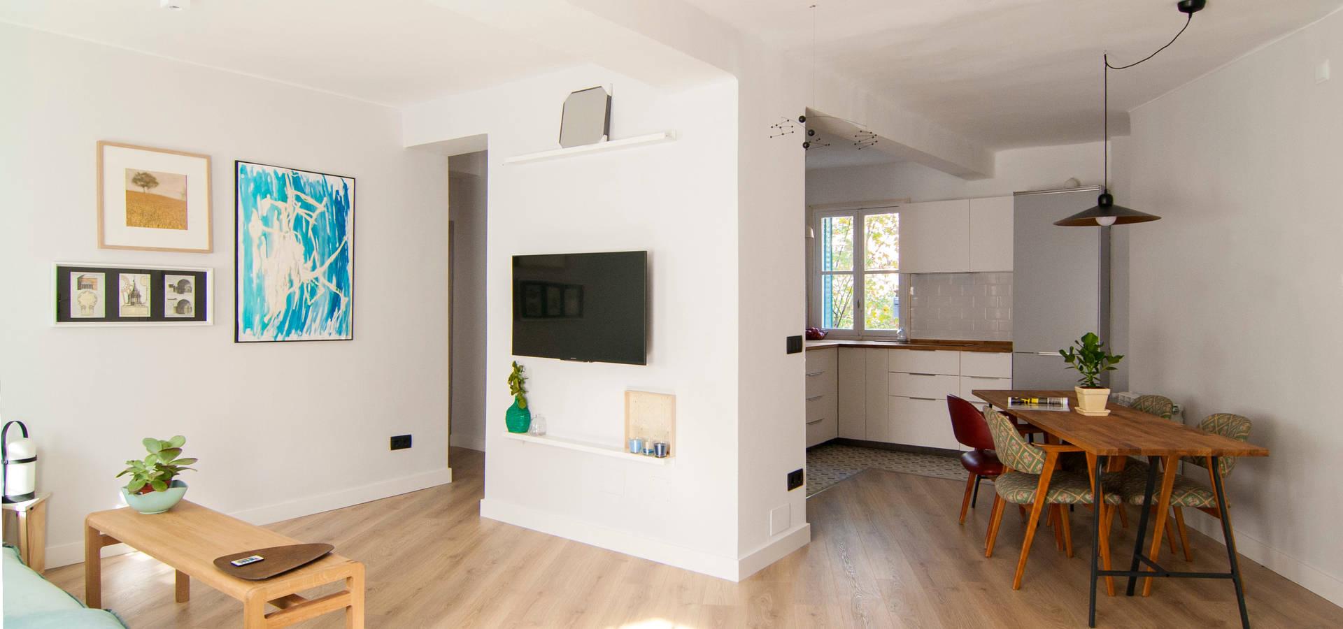 Emmme studio arquitectos de interiores en madrid homify - Arquitecto de interiores madrid ...