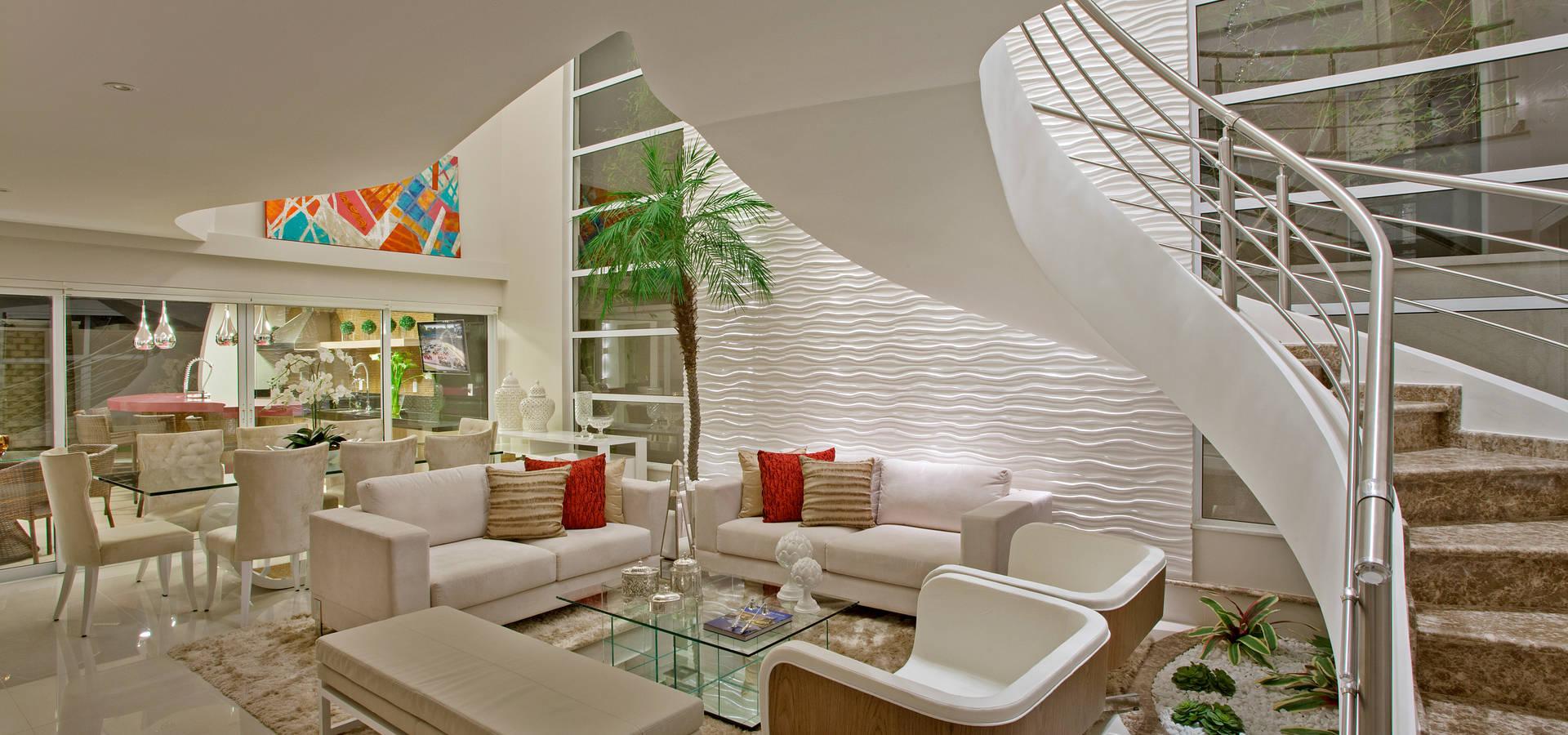 Designer de interiores e paisagista iara k laris for Decoradores de interior