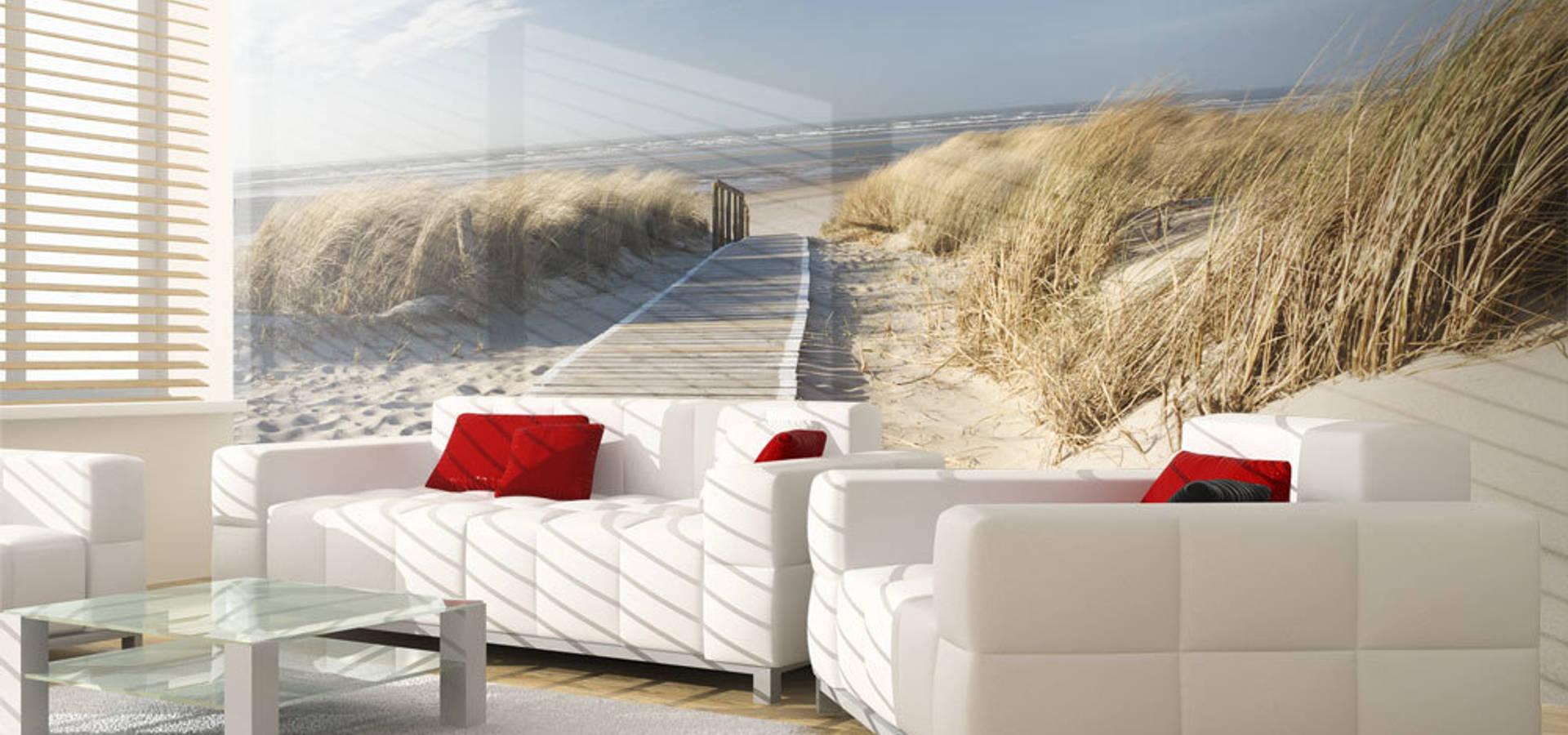 vliestapeten von hitmeister gmbh homify. Black Bedroom Furniture Sets. Home Design Ideas