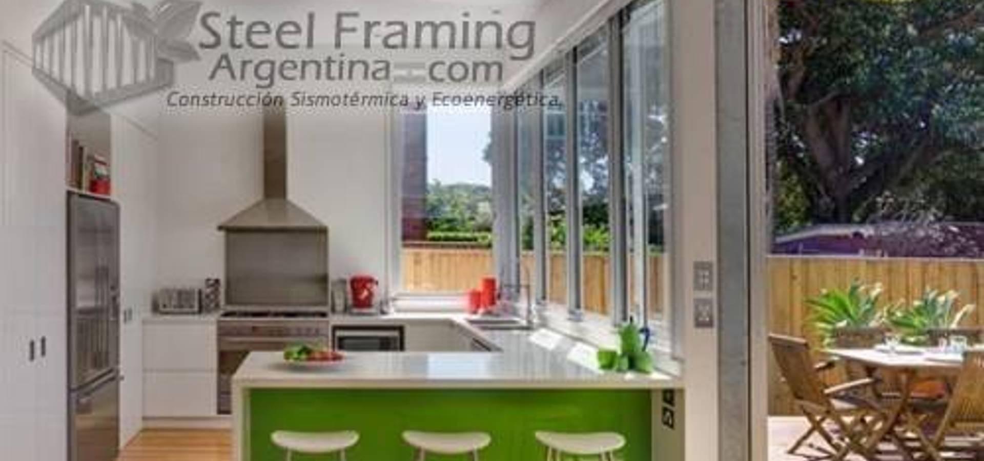 Steel Framing Argentina Profesjonali Ci W Kategorii