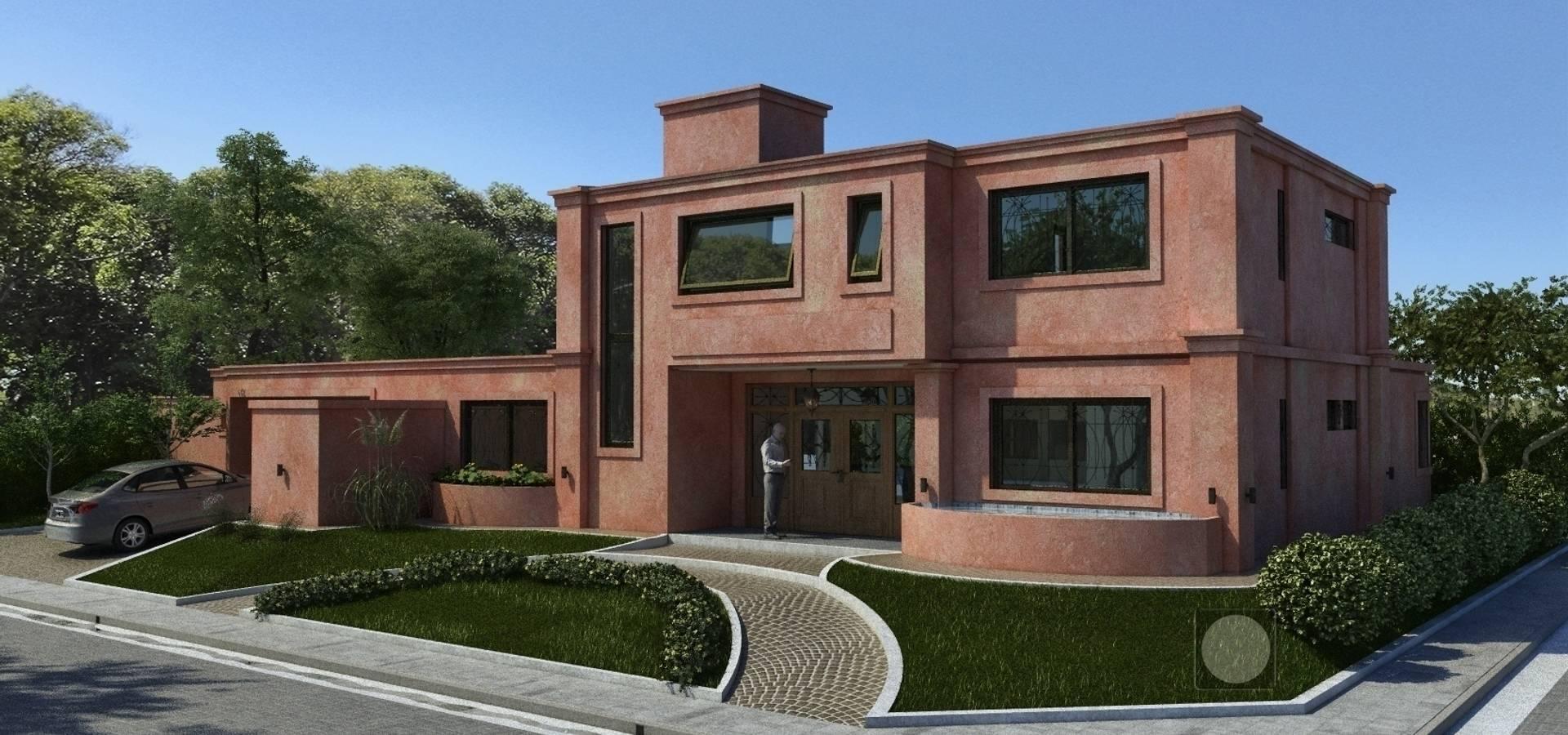 Estudio de arquitectura y dise o feng shui arquitectos en cordoba capital homify - Arquitectura y feng shui ...